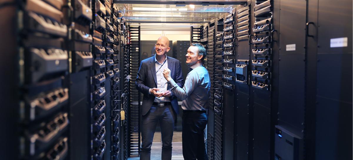 bild för annons Systemingenjör server/lagring